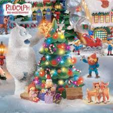 charming design rudolph decorations and friends tree