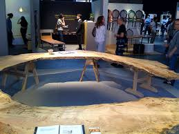 tree cross section table giant cross section tree table eric manigian www ericmanig flickr