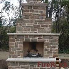 Firerock Masonry Fireplace Kits by Firerock Outdoor Products Traditional Patio Garden Home