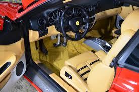 ferrari yellow interior ferrari 360 modena u2013 dbr auto detail