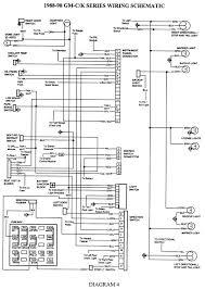 1989 gmc k1500 wiring diagram gmc wiring diagram schematic