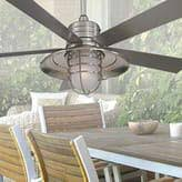 Outdoor Ceiling Fans With Light Outdoor Patio Ceiling Fans Ul For Exterior D