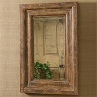 Rustic Bathroom Mirrors - bathroom decor accessories for lodge or cabin cabin place