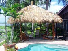 Tiki Backyard Designs by How To Build A Tiki Bar Tiki Hut Tiki Bars And Bar