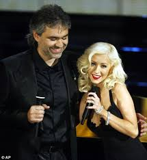 Blind Italian Singer Time To Say Goodbye Blind Tenor Andrea Bocelli Praises Mother For Rejecting Doctor U0027s
