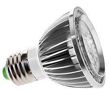 power par20 5w led dimmable indoor flood light bulb lamp 12v