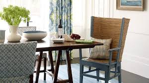Covered Dining Room Chairs House Dining Rooms Coastal Living