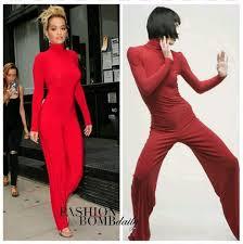 norma kamali jumpsuit or hmm ora s york city norma kamali resort 2017