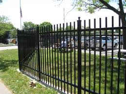 aegis ii industrial steel fence high security steel fence