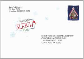 official letters from santa personalized letters from santa personalized santa letters
