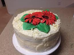red velvet cheesecake anniversary cake eyelovegoodfood