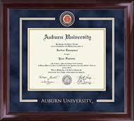 auburn diploma frame auburn diploma frames church hill classics