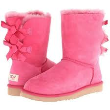 ugg bailey bow pink sale 81 best ugg images on winter boots shoes and