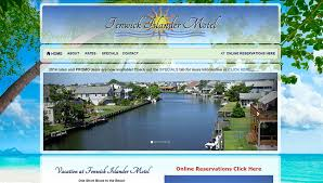Delaware traveling websites images Fenwick island delaware delaware web design portfolio recent projects jpg