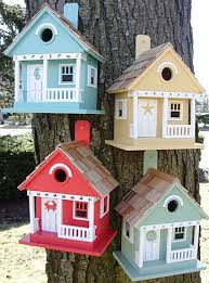 best 25 painted birdhouses ideas on bird houses