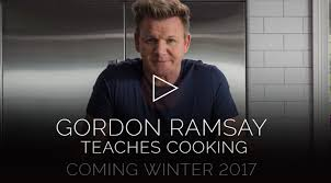 cours de cuisine en ligne gordon ramsay le chef britannique va donner des cours de cuisine