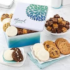 Mrs Fields Gift Baskets Thank You Cookie Gift Baskets U0026 Presents Mrs Fields
