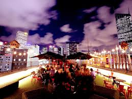 best rooftop bars in melbourne