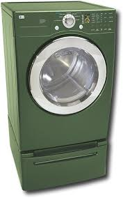 Lg Washer Pedestal White Lg Washer Dryer Laundry Pedestal With Storage Drawer Green Wdp3d