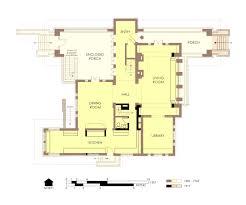 usonian house floor plans wood floors