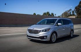2015 minivan minivan review 2015 kia sedona driving