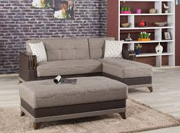 Clik Clak Sofa Bed by Click Clack Sofa Bed Almira Comet Brown By Casamode