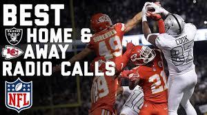 Raiders American Flag Best Home U0026 Away Radio Calls From Raiders Crazy Comeback Win Over