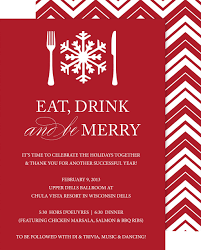 Dinner Invitation Cards Holiday Party Invitation Theruntime Com