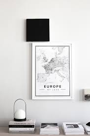 monochrome home decor mapiful beautiful meaningful wall decor u2014 decor8