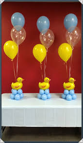 ducky themed baby shower ideas baby shower decoration