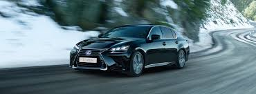 lexus gs 450h full hybrid saloon lexus uk