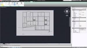 autocad import raster image u0026 scale for tracing youtube