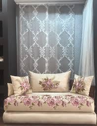 tissu pour canapé marocain tissu salon marocain nouveau catalogue 2017 décor salon marocain