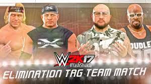 wwe 2k16 ps4 british bulldog vs x pac vs rikishi full match wwe 2k17 road dogg and billy gunn vs the dudley boyz elimination