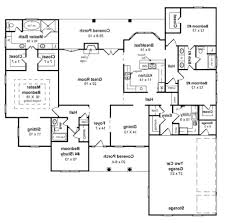 house plan with basement cottage style house plans with basement home design