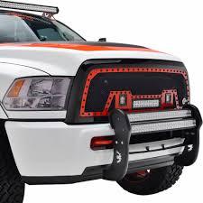 dodge ram push bumper 13 16 dodge ram 1500 led bull bar
