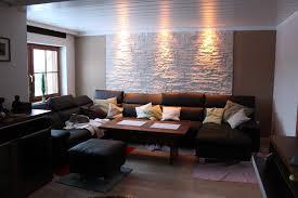steinwand im wohnzimmer bilder wohnzimmer ideen steinwand haus design ideen