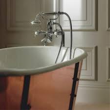 British Bathroom Imperial Baglioni Cobra Cast Iron Bath Uk Bathrooms