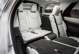 Bmw X5 7 Seater Boot Space - land rover discovery review parkers