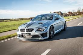 bmw m6 modified bmw m6 coupe by g power