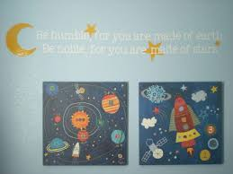Outer Space Curtains Outer Space Bedroom Outer Space Decor Curtains 2 Panels Set Solar