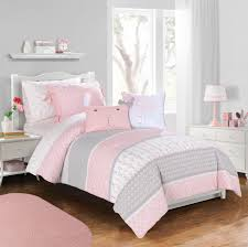 bedding set amazing pink and grey twin bedding find this pin and