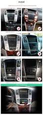 lexus harrier 2010 car gps navigation wince 6 0 dvd player for toyota harrier 2003