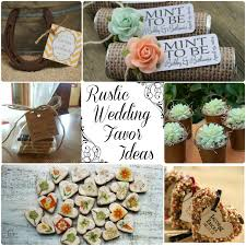 august wedding ideas huckleberry rustic wedding favor ideas up