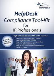 amazon com 2016 helpdesk compliance tool kit for human resource