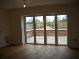 Floor Length Windows Ideas Enchanting Floor Length Windows Ideas With Curtains Or Blonds For