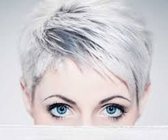 pixie grey hair styles grey long straight pixie hair hair pinterest grey sky and