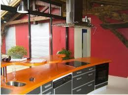 plan de travail cuisine resistant chaleur cuisine plan de travail en corian meuble laqué