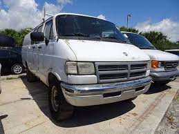 dodge ram vans for sale dodge ram for sale in florida carsforsale com