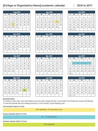 sample calendar 2015 2016 calendar template 2015